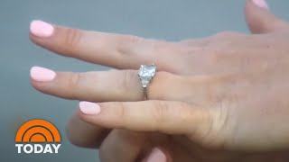 Woman Says She Swallowed Her Engagement Ring In Her Sleep | TODAY