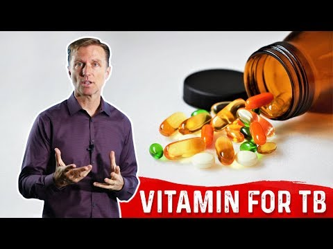 The Best Vitamin for Tuberculosis (TB)