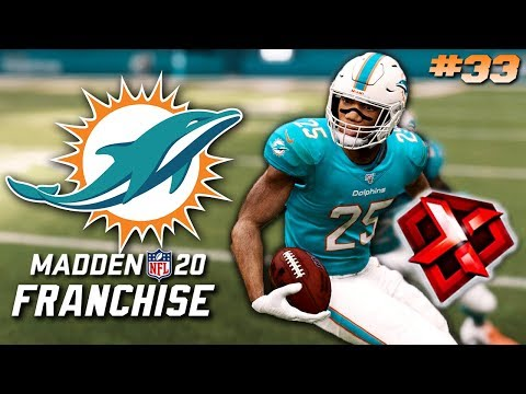 Madden 20 Miami Dolphins Franchise Ep. 33 | SUPERSTAR X FACT