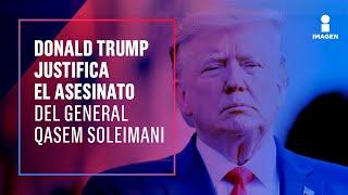 Trump habló sobre los rumores de una Tercera Guerra Mundial | Noticias con Ciro Gómez Leyva