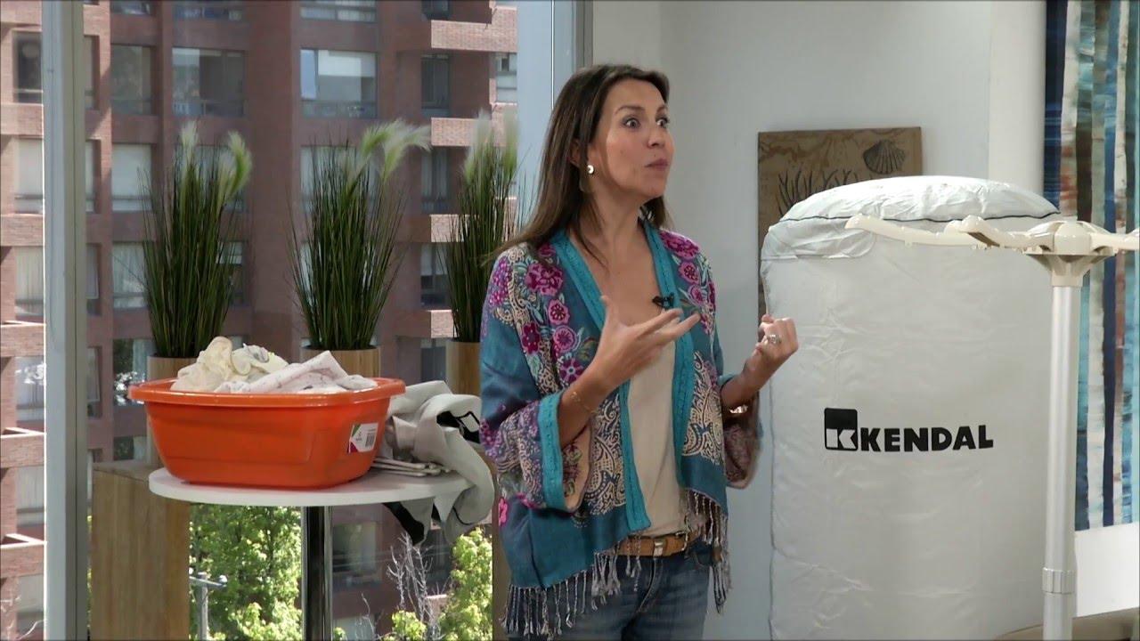 Secador de ropa mzx y90 1 kendal falabella tv tutorial - Secador de ropa ...