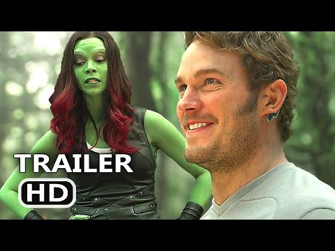 "Thumbnail: GUARDIANS OF THE GALAXY 2 - Official ""Star Panda"" Clip + Trailer (2017) Blockbuster Movie HD"