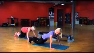 Pratimai rankų ir krūtinės raumenų stiprinimui - IMPULS