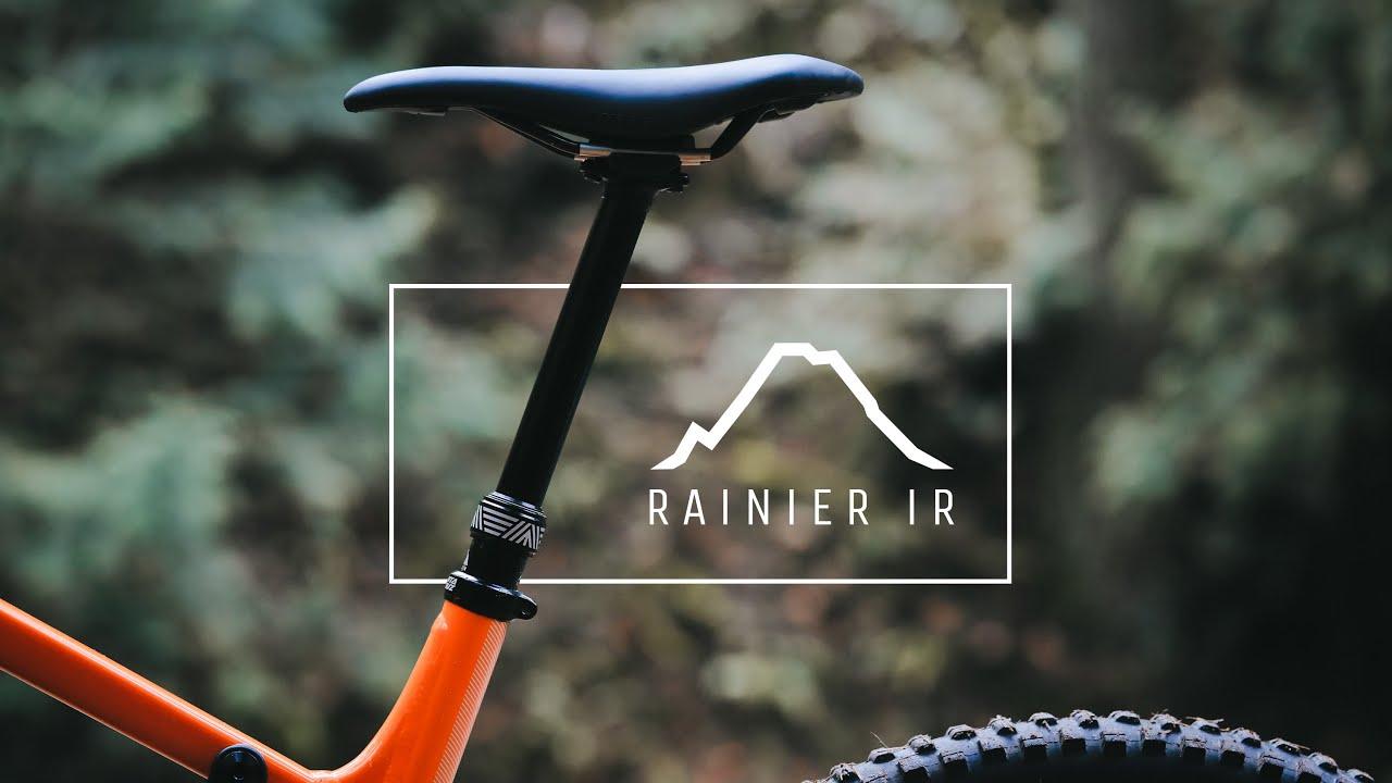 PNW Components Rainier IR Dropper Seatpost