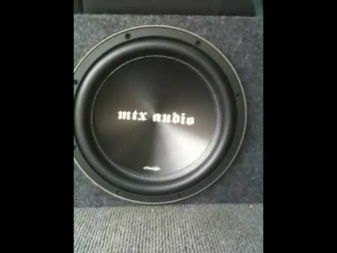 Mtx Audio Tr75 Thunder Elite 601d Youtube