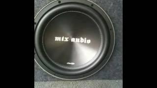 Mtx Audio TR75 Thunder Elite 601D