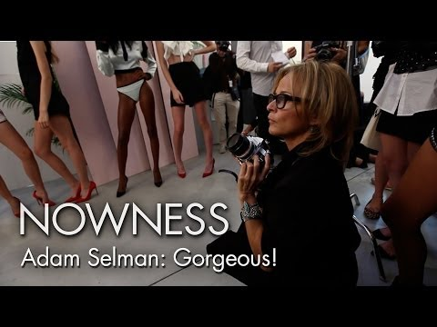 """""""Adam Selman: Gorgeous!"""" with Amy Sedaris by Crystal Moselle and Jen Brill"""