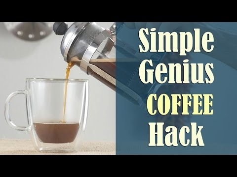 Simple Genius Hack that Every Coffee Drinker Has to Know