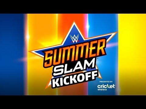 SummerSlam Kickoff: August