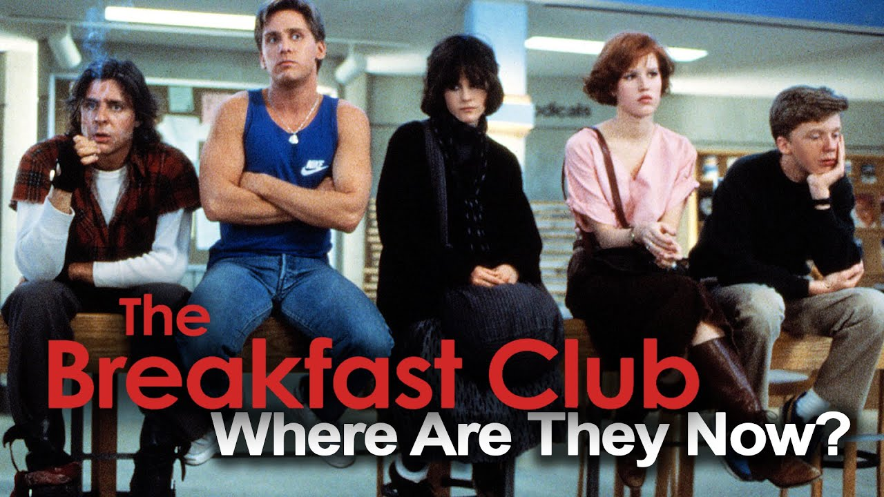 The Breakfast Club: Where Are They Now? - YouTube