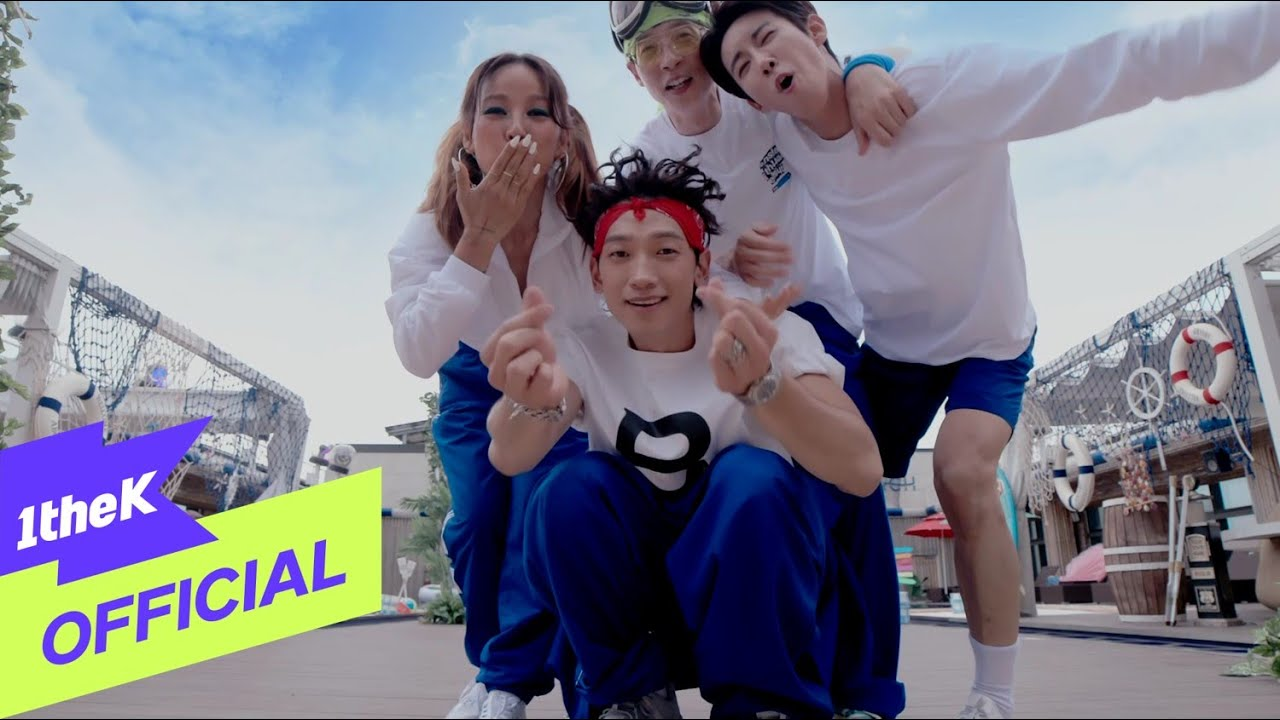 [MV] 싹쓰리 (유두래곤, 린다G, 비룡) _ 여름 안에서 (Covered By 싹쓰리) (Feat. 황광희)