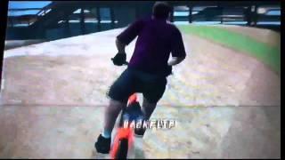 Dave mirra freestyle bmx 2 game play