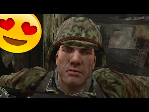 Call of Duty 3 Gameplay Walkthrough Part 1 - No Commentary Lets Play - Saint Lo
