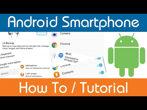 How to set up voicemail on at&t android phone