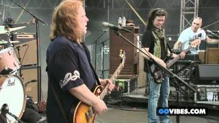 """Gov't Mule performs """"I'm A Ram"""" at Gathering of the Vibes Music Festival 2013"""
