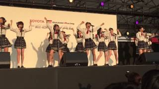 20141123 FUJI INTERNATIONAL SPEEDWAY AKB48 Team8 special stage(2/2)...