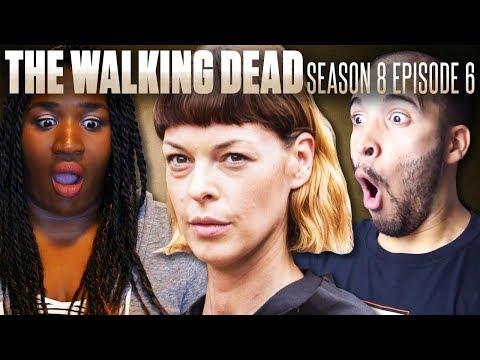 The Walking Dead: Season 8, Episode 6 Fan Reaction Compilation!