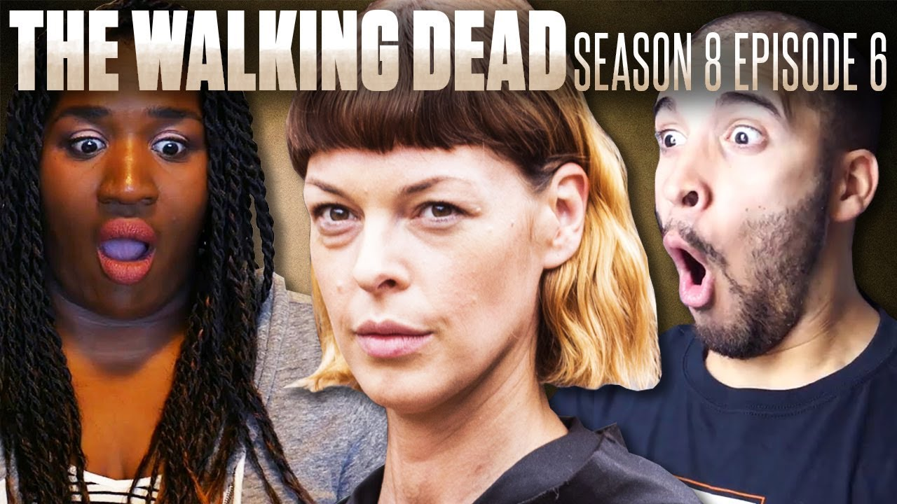 """Download Fans React To The Walking Dead: Season 8 Episode 6: """"The King, The Widow, and Rick"""""""