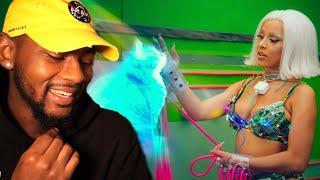 Doja Cat - Cyber Sex (Official Video) | REACTION