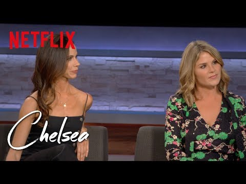 Jenna Bush Hager and Barbara Pierce Bush Talk About Their Dad | Chelsea | Netflix