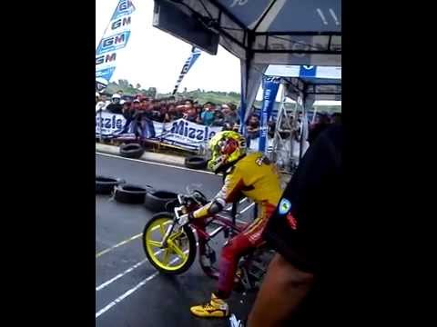 Srina drag bike deltamas metic 200cc
