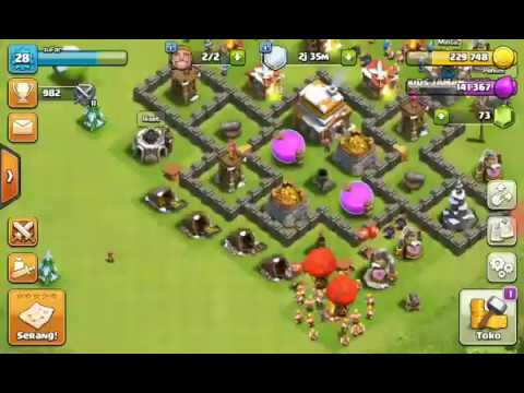 Base Coc Th 5 Max Terkuat 6