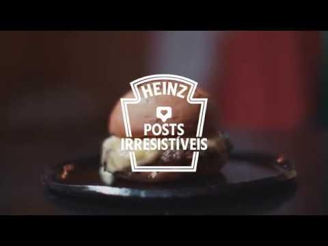 Heinz Posts Irresistíveis