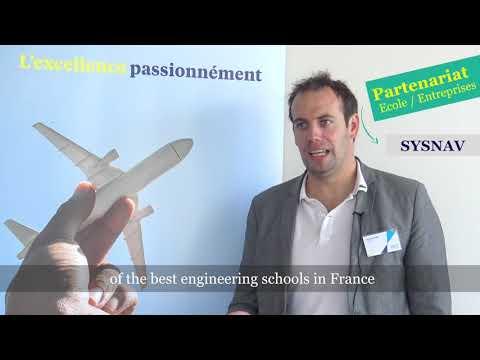 3 questions à ... SYSNAV, nouveau partenaire de l'ISAE-SUPAERO