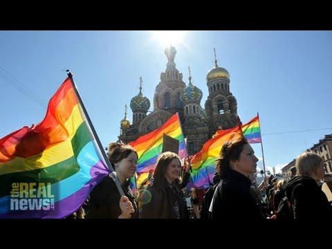 2014 Winter Olympics Under Cloud of Anti-LGBTQ Violence