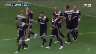 Vitesse vs Ajax Buts 0:3. 02/09/2018