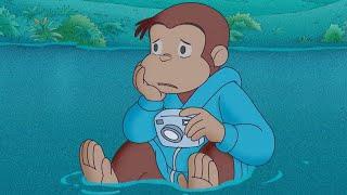 Bright Lights, Little Monkey 🐵Curious George 🐵Kids Cartoon 🐵Kids Movies 🐵Videos for Kids