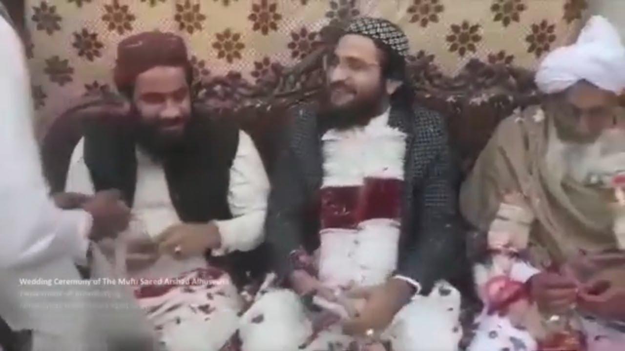 Download Mufti saeed Arshad Alhuseani Ki shadi