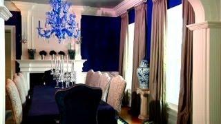 Decorating Ideas To Make Windows Look Longer : Window Treatments & Decor