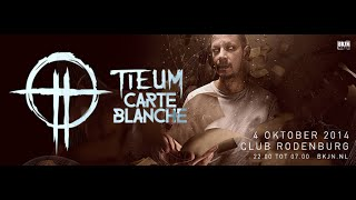 Tieum - Carte Blanche [Official Aftermovie]
