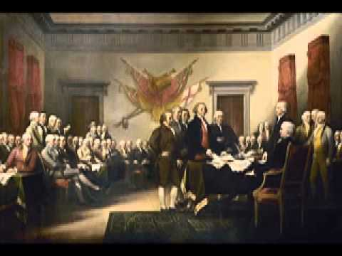 Declaration of Independence (1997 National Public Radio version)