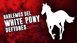 White Pony Un Disco De Pop Obscuro