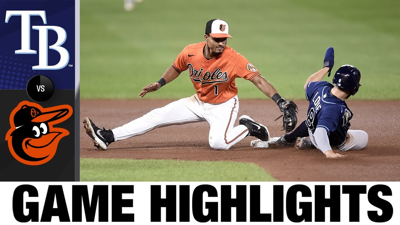 Download Rays vs. Orioles Game Highlights (8/07/21) | MLB Highlights
