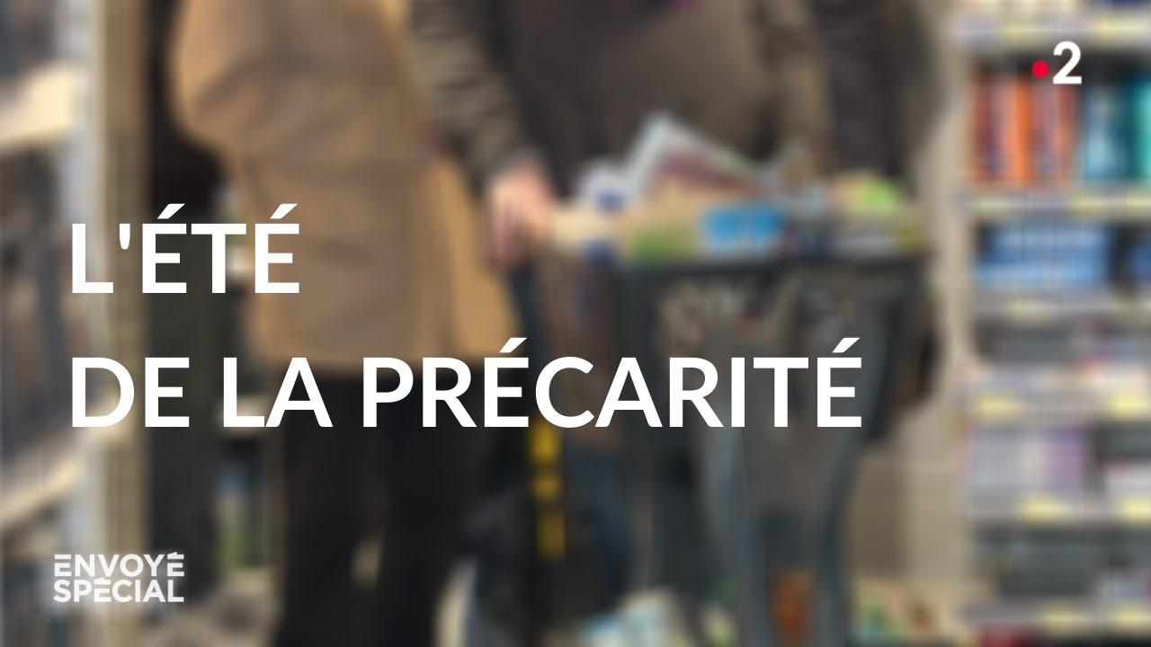 Envoyé spécial. L'été de la précarité - Jeudi 18 juin 2020 (France 2)