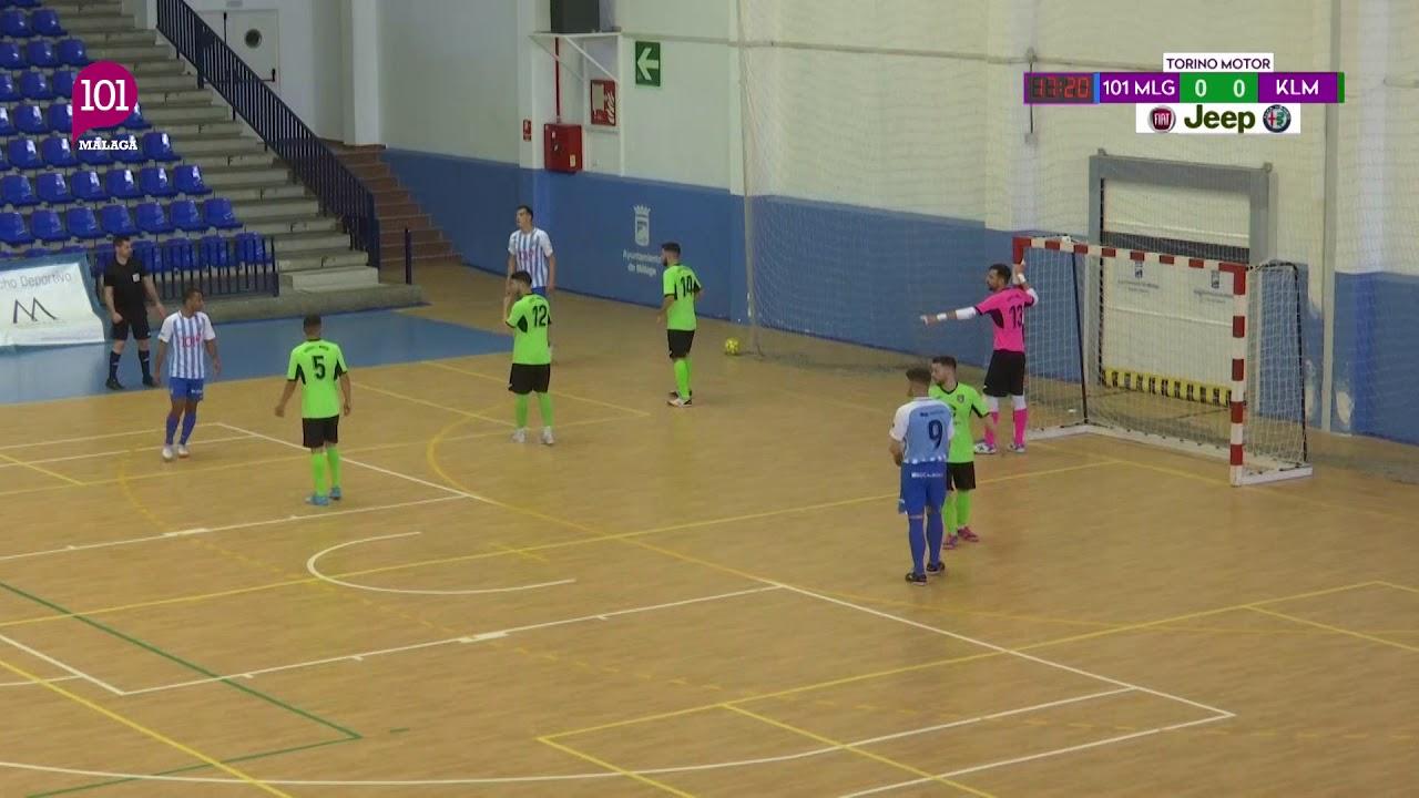 FÚTBOL SALA | 101TV MCF Fútsal vs. Kiosko Luis Marín (3-2)