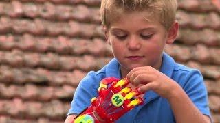 Impression 3D: donner une main aux enfants qui n