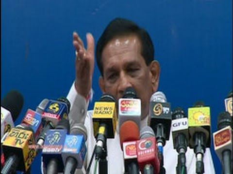 I was offered bribe to cover up 'Avant-Garde' issue - Rajitha Mp3