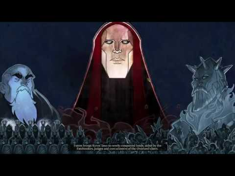 Tyranny Gameplay Footage