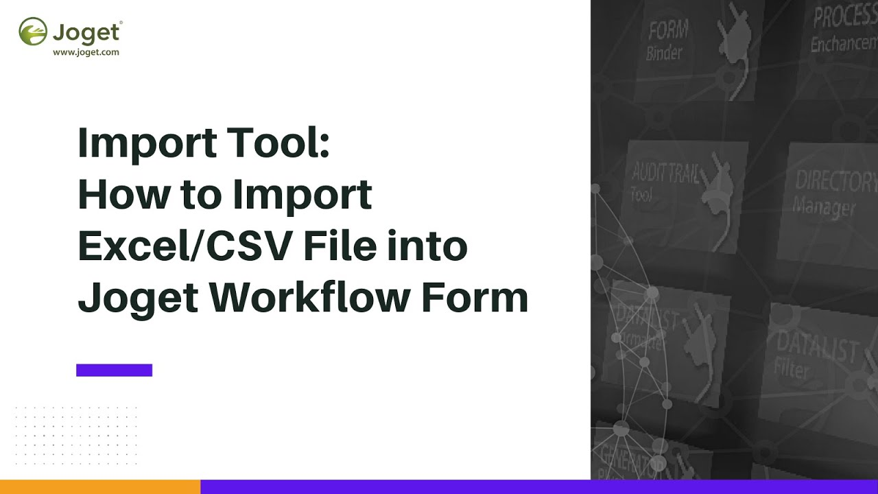 how to use joget workflow