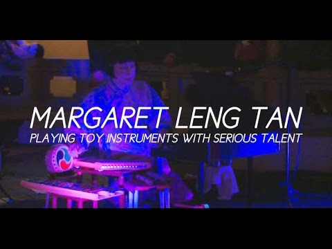 Playing Toy Instruments with Serious Talent: Margaret Leng Tan