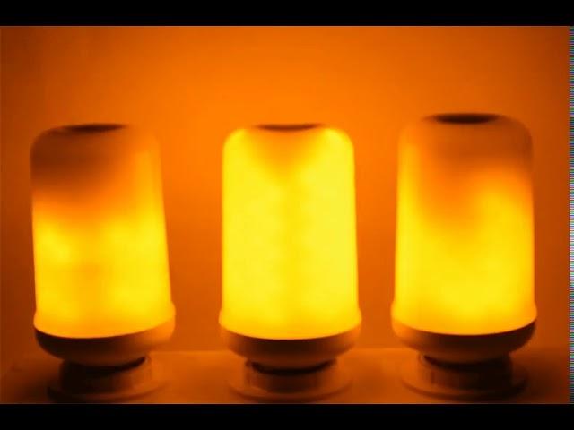 Led flame efekt p?omienia prolights