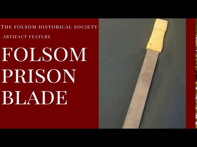 ArtiFeatures -  Folsom Prison Blade