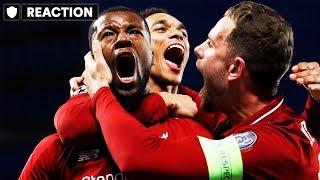 THE SECRET BEHIND THE COMEBACK | LIVERPOOL 4-0 BARCELONA CHAMPIONS LEAGUE REACTION | FT REDMEN TV