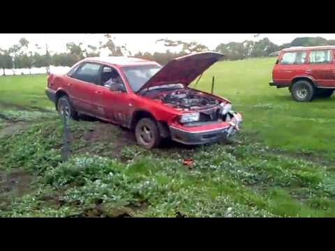 Blowing up / red lining Mitsubishi Magna
