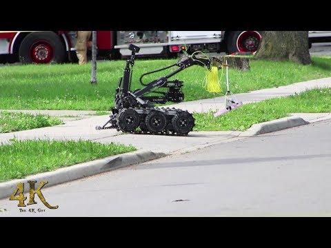 Hamilton: Bomb squad attending suspicious package found in mailbox 7-28-2017