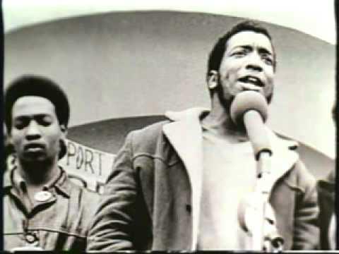 Fred Hampton Black Panther Leader